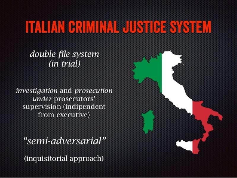 Processo penale italiano