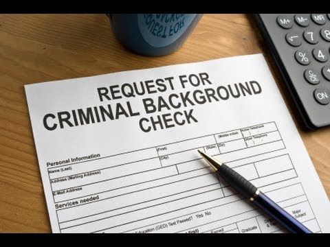 Italian criminal record check