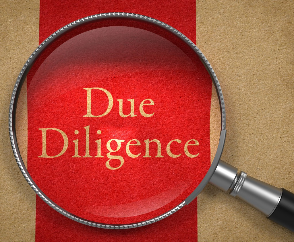 Due diligence: cos'è e a cosa serve
