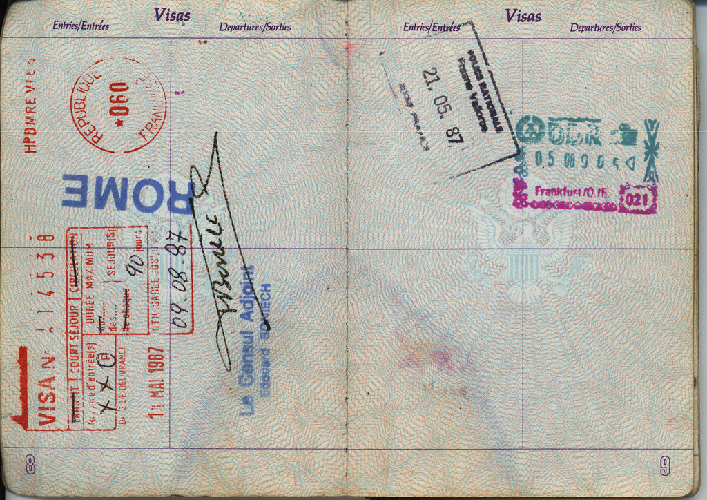 Italy work visa