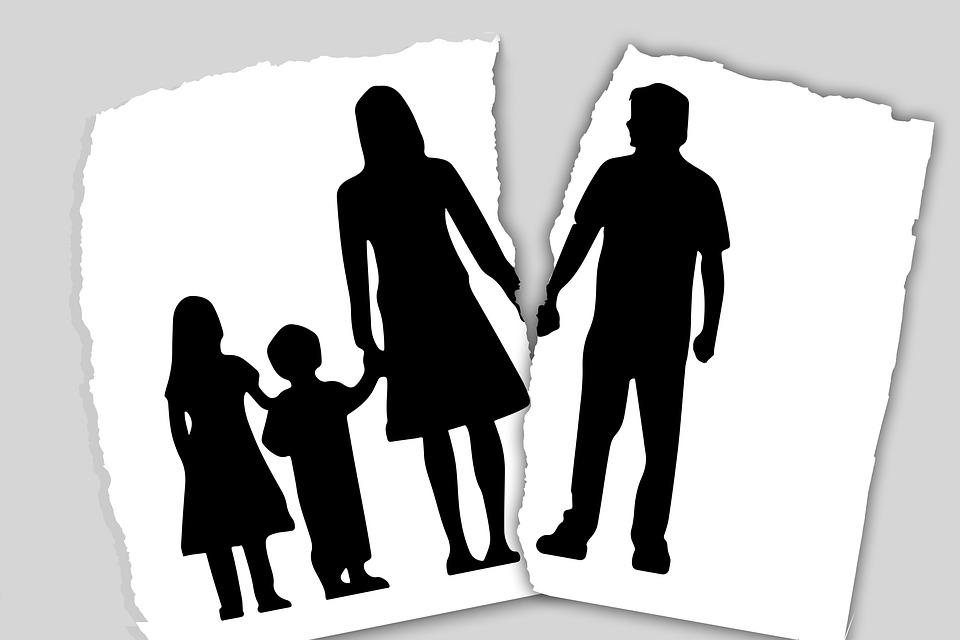 Procedura per il divorzio con figli e senza: tutte le novità