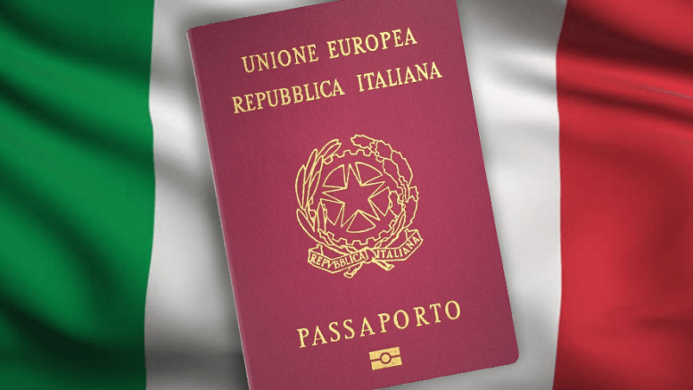 Ciudadanía italiana de nacimiento: qué es y cómo obtenerla