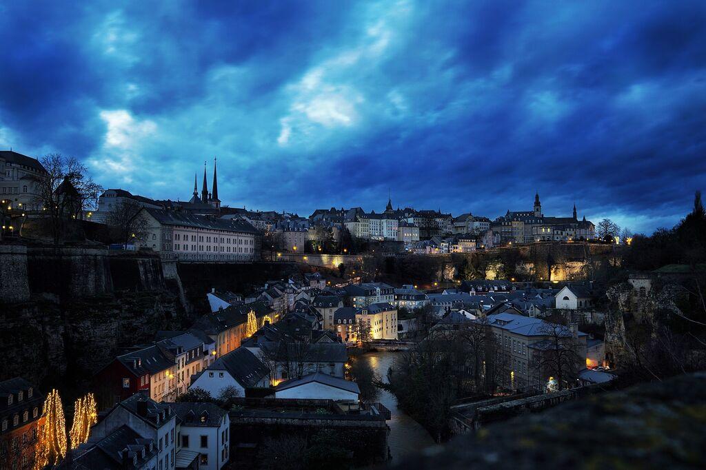 Фонды Люксембурга
